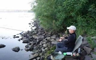Рыболовные снасти для начинающих