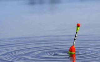 Удочка для дальнего заброса со скользящим поплавком