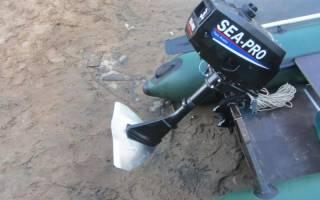 Гидрокрыло для лодочного мотора своими руками