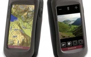 Туристический навигатор для леса