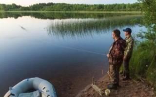 Как сделать рыболовную резинку