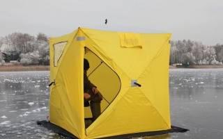 Рыбацкая палатка