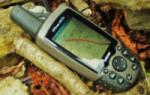 Навигатор для зимней рыбалки