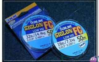 Как вязать флюрокарбон