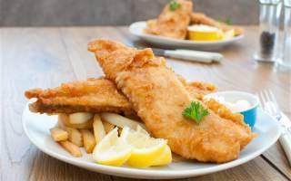 Как приготовить кляр для рыбы