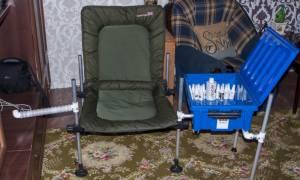 Фидерное кресло своими руками чертежи
