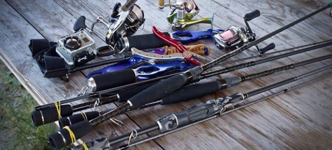 Какую купить удочку для рыбалки