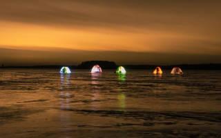 На рыбалку с ночевкой