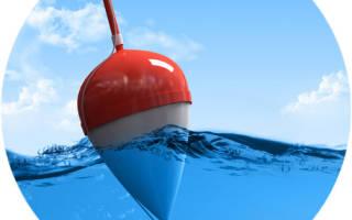 Виды поплавков и их крепление