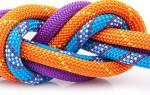 Красивые узлы из веревки схемы