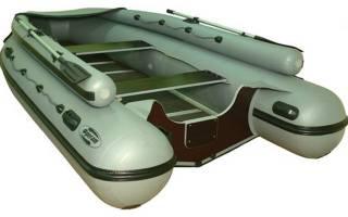 Лодка пвх с жестким дном