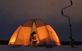 Палатка для зимы