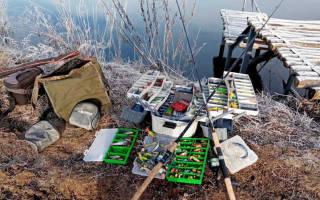 На что можно ловить рыбу