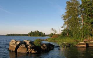Озеро вуокса рыбалка