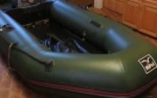 Замена транца на пвх лодке