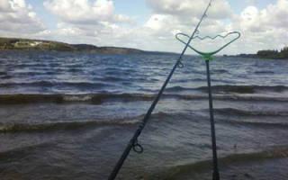 При каком ветре клюет рыба