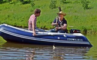 Лучшие надувные лодки из пвх под мотор