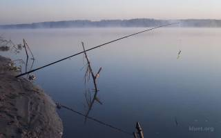 Рыбалка в октябре