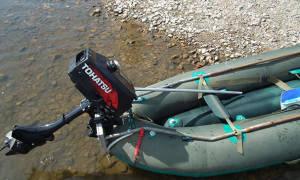 Электродвигатель для пвх лодки