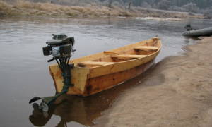 Электромотор для лодки своими руками
