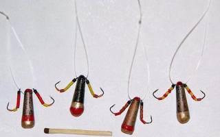 Балда рыболовная снасть