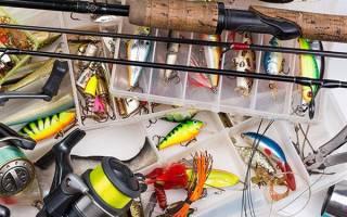 Лучшие рыболовные снасти
