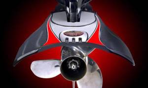Гидрокрыло на лодочный мотор