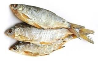 Как чистить сушеную рыбу