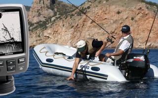 Эхолот для катера