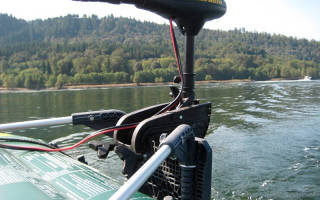Электрический лодочный мотор отзывы