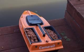 Как сделать кораблик для ловли рыбы