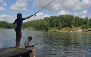 Самые рыбные места в россии