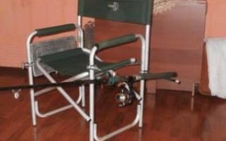 Фидерный стул своими руками