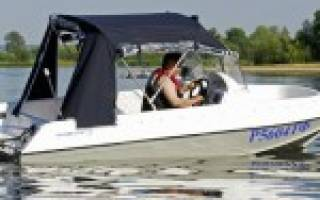Лодка казанка 5м7