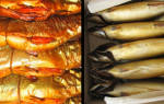 Как коптить рыбу видео