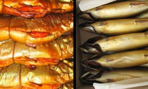 Как коптить рыбу в коптильне видео